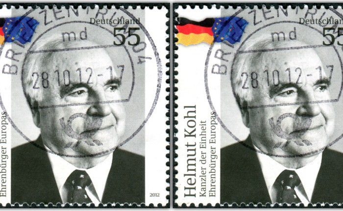 Deutschland: Die richtigen Kanzler zu richtigenZeit.