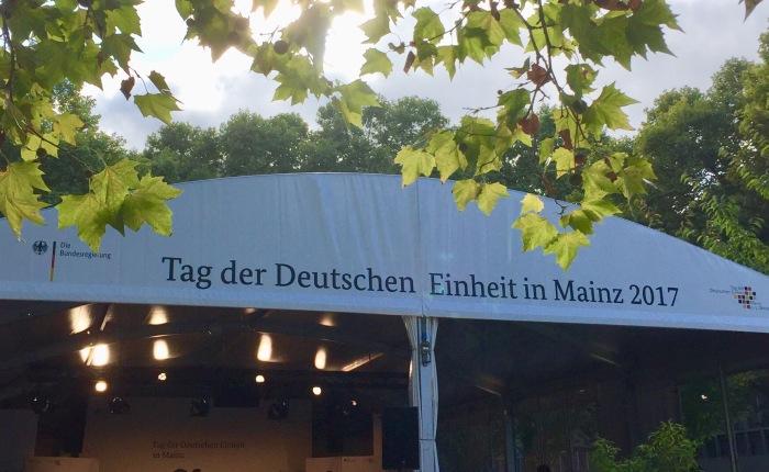 """""""Zusammen sind wirDeutschland!"""""""
